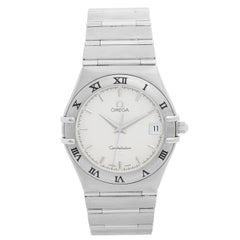 Omega Constellation Automatic Men's Stainless Steel Watch