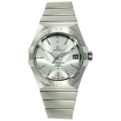 Omega Constellation Co-Axial Stainless Steel 123.10.38.21.02.001