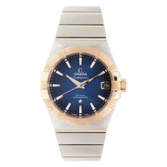 Omega Constellation Date 123.20.38.21.03.001