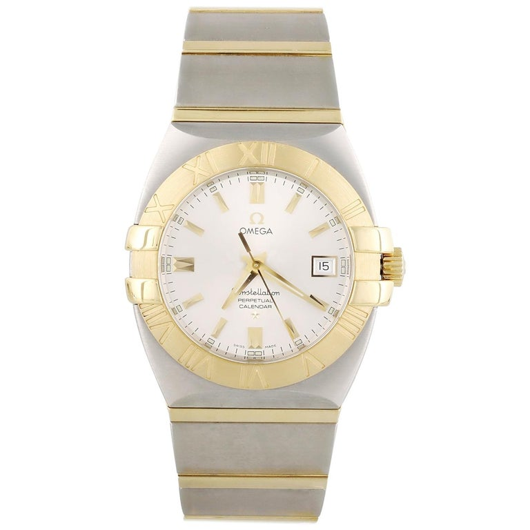 Omega Constellation Double Eagle 1213.30.00 Men's Watch For Sale