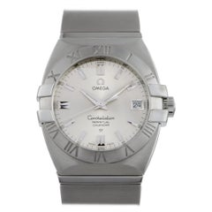 Omega Constellation Double Eagle Perpetual Calendar Watch 1511.30.00