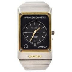 Omega Constellation Marine Chronometer Stainless Steel Watch Ref 1511