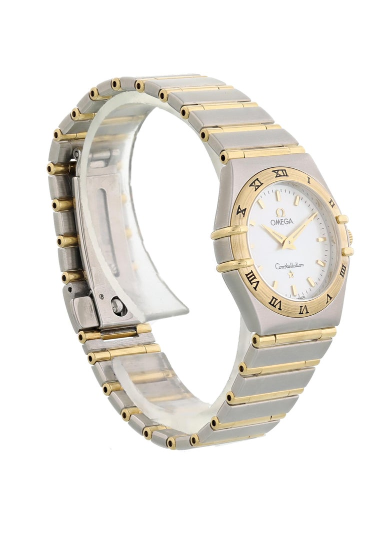 Women's Omega Constellation Mother of Pearl Ladies Watch For Sale