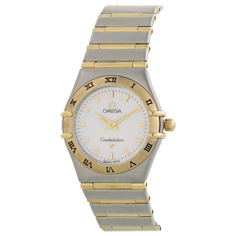 Omega Constellation Mother of Pearl Ladies Watch For Sale