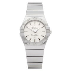 Omega Constellation Stainless Steel 123.10.24.60.02.00