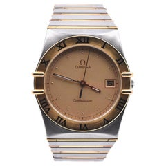 Omega Constellation Two-Tone Watch Ref. 1448/431
