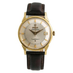 Omega Constellation, Silver Dial Certified Authentic