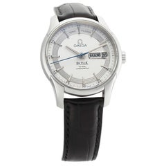 Omega De Ville 431.33.41.22.02.001, Silver Dial, Certified and Warr