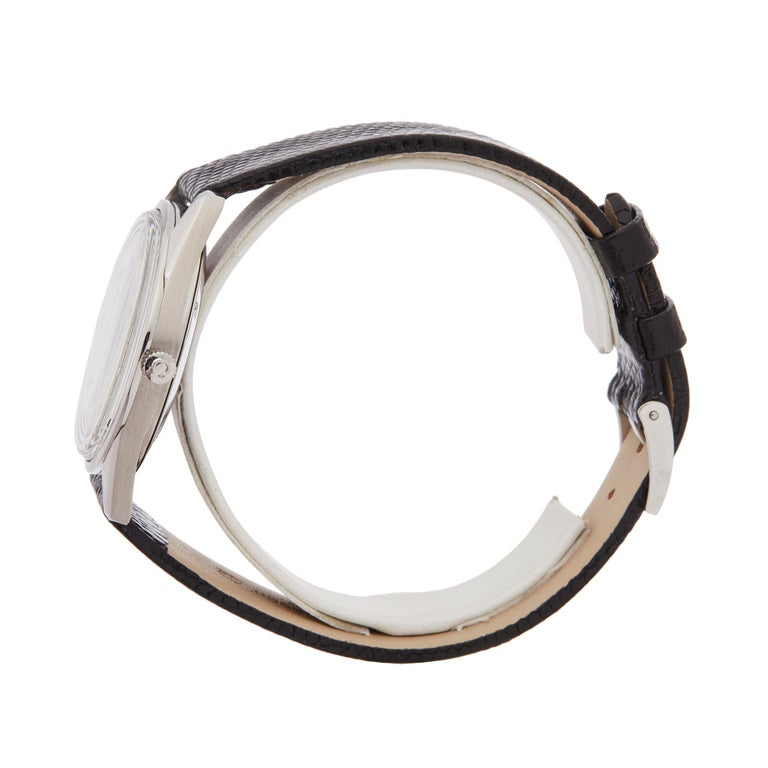 Men's Omega De Ville Stainless Steel Wristwatch