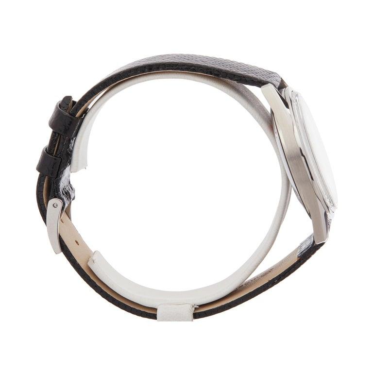 Omega De Ville Stainless Steel Wristwatch 1