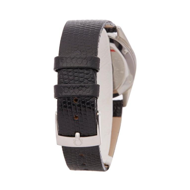 Omega De Ville Stainless Steel Wristwatch 2
