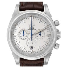 Omega DeVille Co-Axial Chronograph Steel Men's Watch 4841.31.32 Card