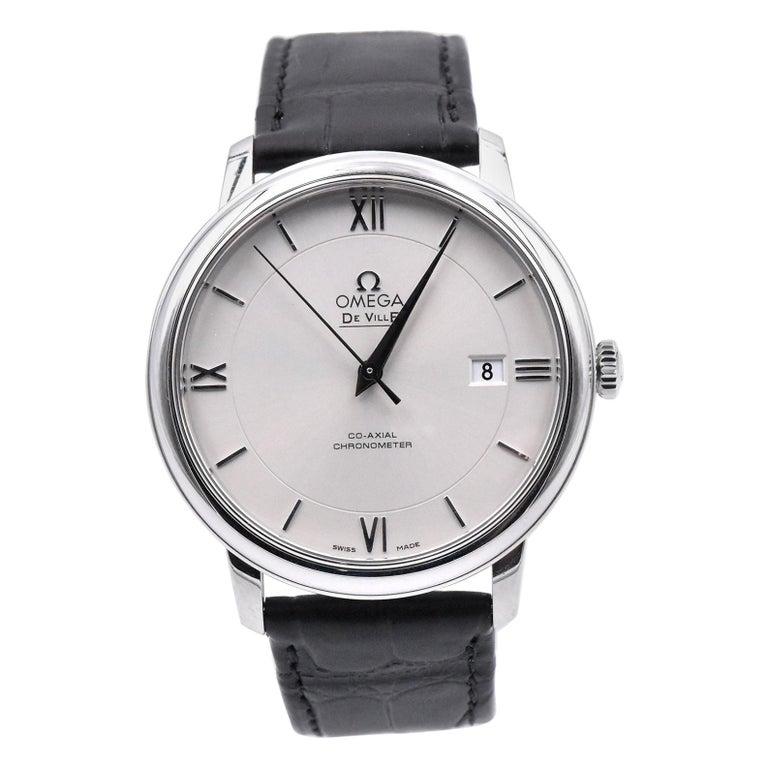 Omega DeVille Prestige Co-Axial Chronometer Watch Ref. 424.13.40.20.02.001