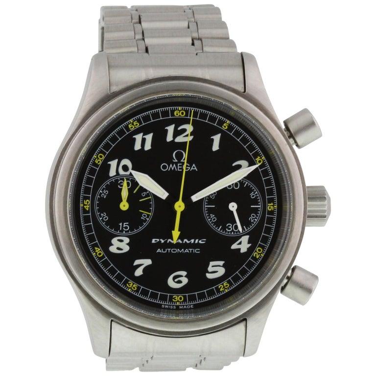 Omega Dynamic III 5240.50.00 Men's Watch For Sale