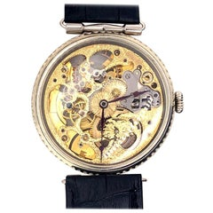 Omega Estate Converted Pocket Watch Collectors Certified