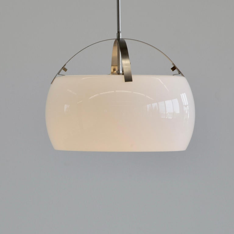 Mid-20th Century Omega Hanging Lamp by Vico Magistretti, 1962