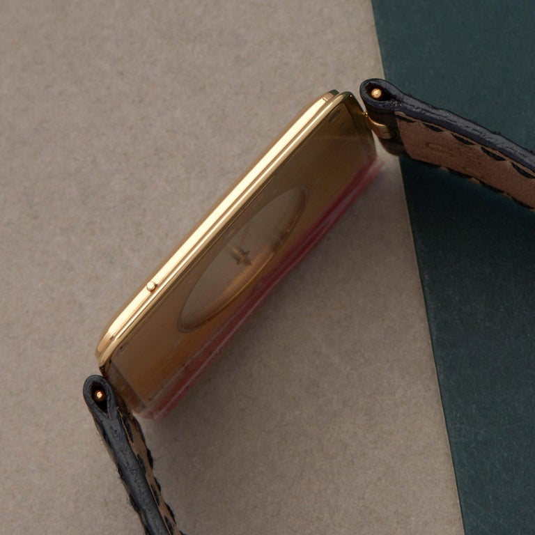 Men's Omega La Magique Scarface Men Yellow Gold 0 Watch For Sale