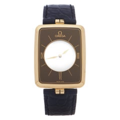Omega La Magique Scarface Men Yellow Gold 0 Watch