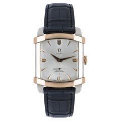 Omega Museum Tonneau Renverse 1952 5705.30.01 Limited Edition Watch