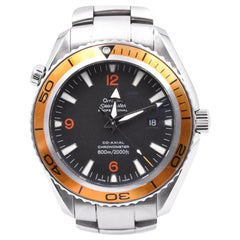 Omega Planet Ocean Stainless Steel Watch