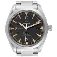 Omega Railmaster Co-Axial Master Chronometer Watch 220.10.40.20.01.001