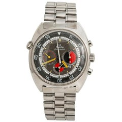 Omega Seamaster 145.019 Soccer Men's Automatic Vintage Watch Chronograph