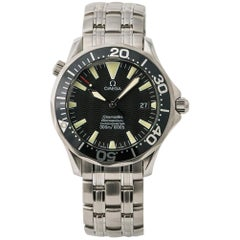 Omega Seamaster 2054.50.00, Black Dial, Certified and Warranty