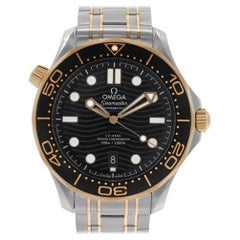 Omega Seamaster 210.20.42.20.01.002, Gold Dial, Certified