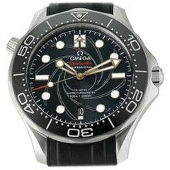 Omega Seamaster 210.22.42.20.01.004, Black Dial, Certified