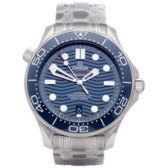 Omega Seamaster 210.30.42.20.03.001 Men's Stainless Steel Watch