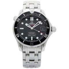 Omega Seamaster 212.30.36.20.01.001, Black Dial
