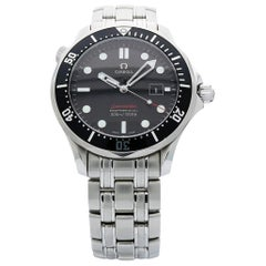 Omega Seamaster 212.30.41.61.01.001, Blue Dial, Certified and Warranty