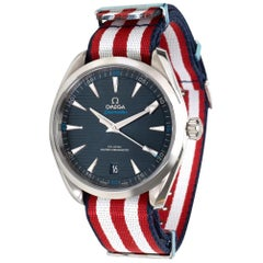 Omega Seamaster 220.12.41.21.03.003, Blue Dial, Certified &