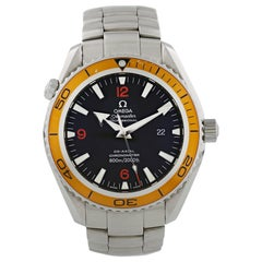 Omega Seamaster 2209.50.00 Men's Watch Box Papers