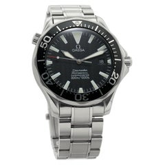 Omega Seamaster 2254.50.00, Blue Dial, Certified and Warranty