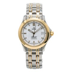 Omega Seamaster 2301.21.00, White Dial, Certified and Warranty