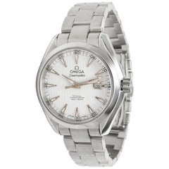 Omega Seamaster 231.10.34.20.04.001 Women's Watch in Stainless Steel