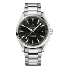 Omega Seamaster 231.10.42.21.01.002, Case, Certified and Warranty