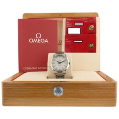 Omega Seamaster 231.10.42.21.02.004, Silver Dial, Certified and Warranty