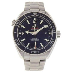 Omega Seamaster 232.30.46.21.01.001, Black Dial, Certified &