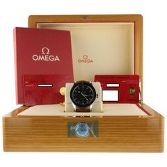 Omega Seamaster 233.32.41.21.01.002, Black Dial, Certified and Warranty
