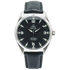 Omega Seamaster 2502.52, Silver Dial, Certified and Warranty