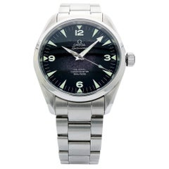 Omega Seamaster 2503.52, Silver Dial, Certified and Warranty