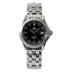 Omega Seamaster 2511.5, Case, Certified and Warranty