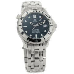 Omega Seamaster 2532.80.00, Missing Dial, Certified and Warranty