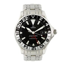Omega Seamaster 2534.50.00, Millimeters Black Dial, Certified and Warranty