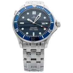 Omega Seamaster 2541.80.00, Certified and Warranty
