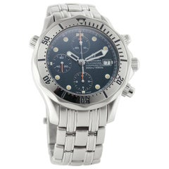 Omega Seamaster 2598.80.00, Blue Dial, Certified and Warranty
