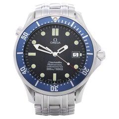Omega Seamaster 300 2531.8 Men Stainless Steel 0 Watch