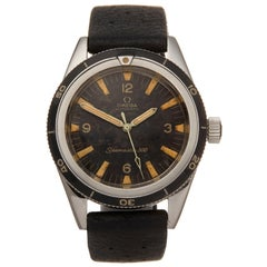 Omega Seamaster 300 Radium Dial Stainless Steel Cal 552 Wristwatch